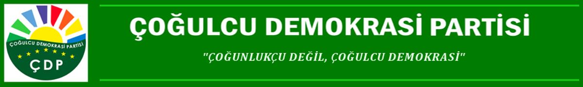 Çoğulcu Demokrasi Partisi